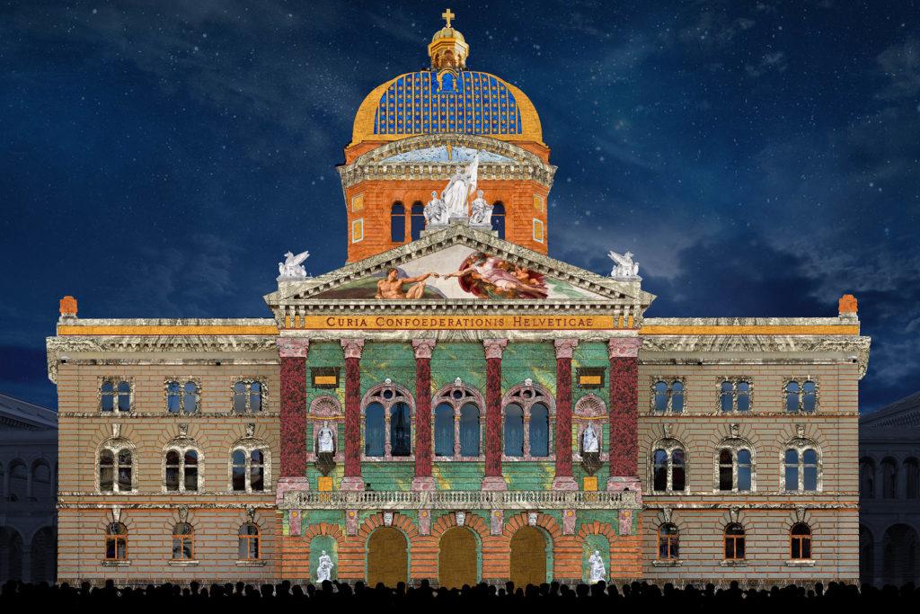 Das Spektakel 2017 - Rendez-vous Bundesplatz