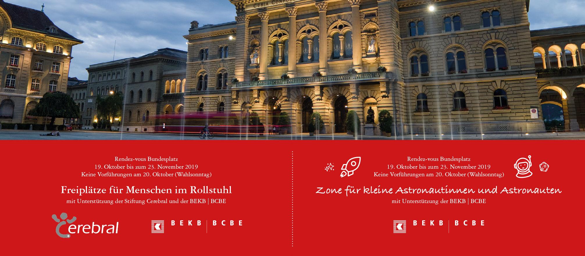 Infoblatt Rote Zone beim Rendezvous-Bundesplatz